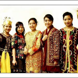 Bahasa und Indonesisches Kultur