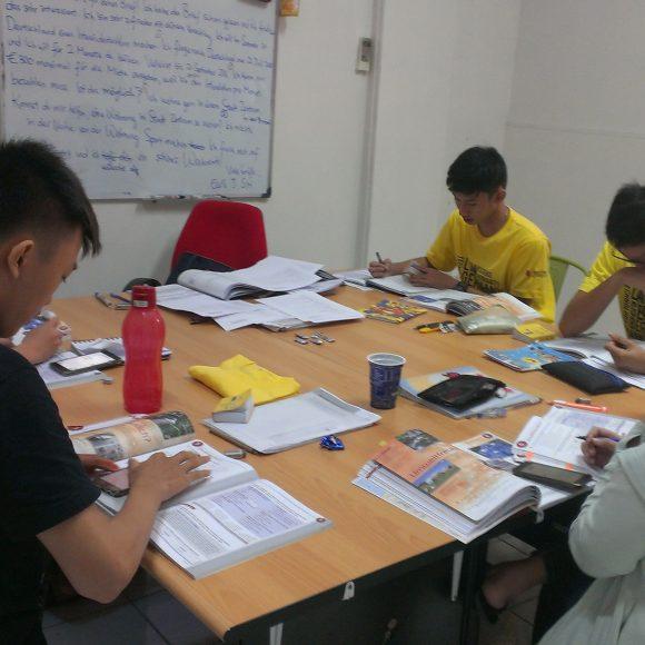 Intermediate Level B2: Super Intensive Class