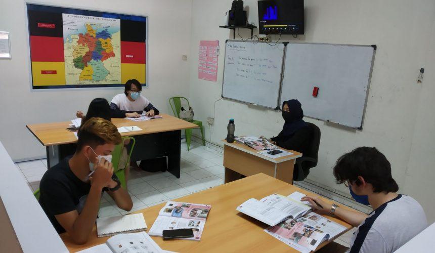 Beginner Level A1: Super Intensive Class