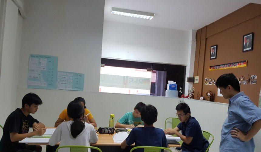 Beginner Level A1: Intensive Class